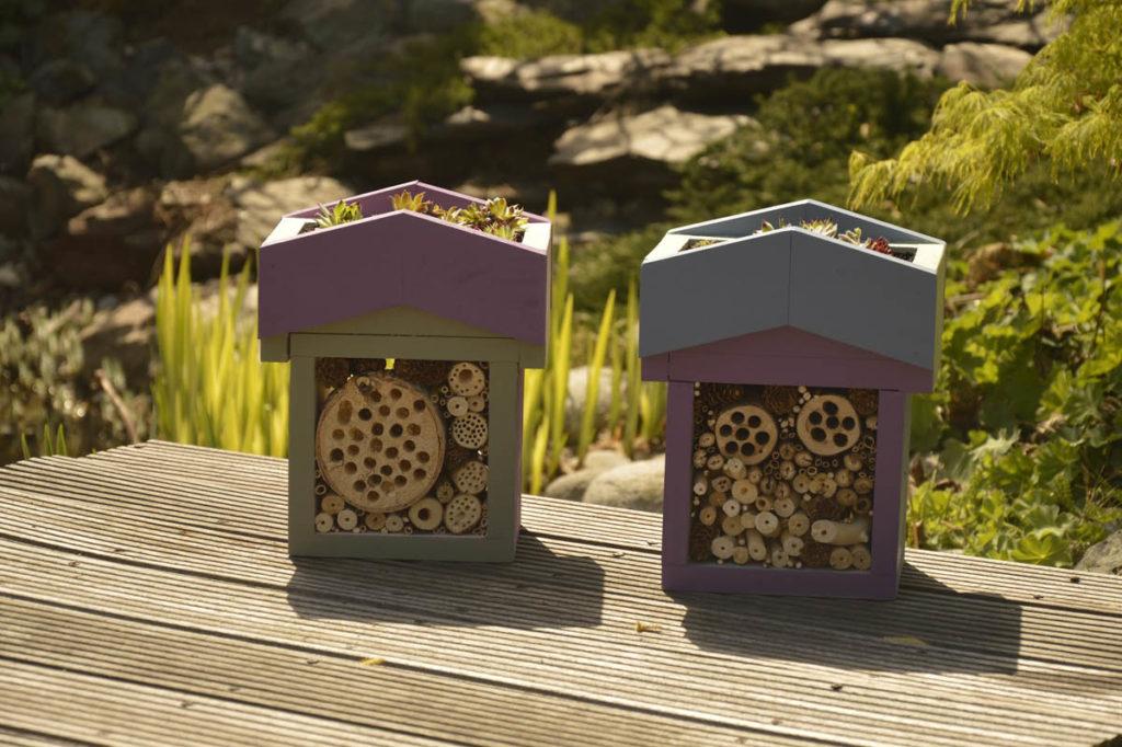zbuduj domek dla owadów